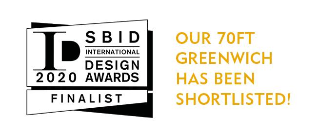 SBID Design Awards 2020 Shortlisted