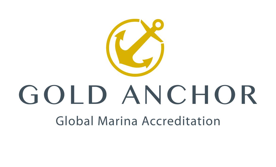 Gold Anchor - Global Marina Accreditation